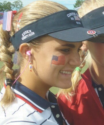 Curtis Cup Captain's Gifts